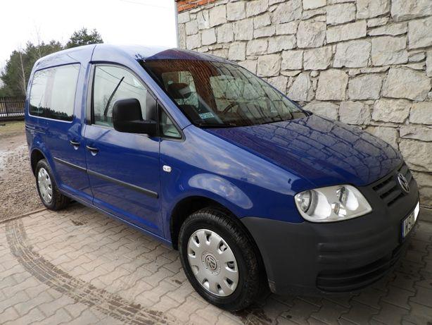 VW Caddy 2,0 Diesel Salon Polska Klima Do jazdy Bez rdzy Oszczędny