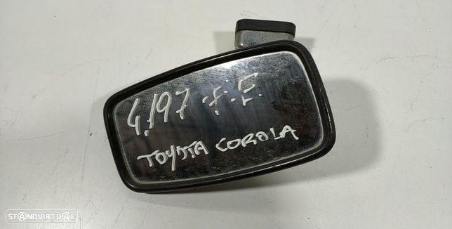 Espelho Retrovisor Manual Esquerdo Toyota Corolla Hatchback (Ke, Te)
