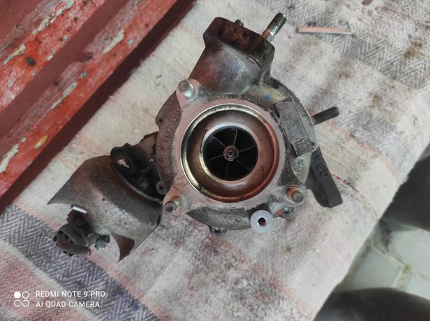 Турбина турбіна Mazda 3 5 6 CX-7 2.2 R2AA
