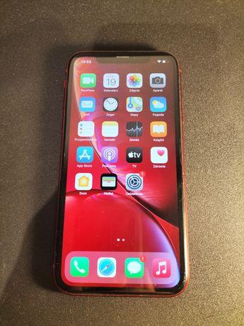Sprzedam zadbanego iPhona Xr 64gb