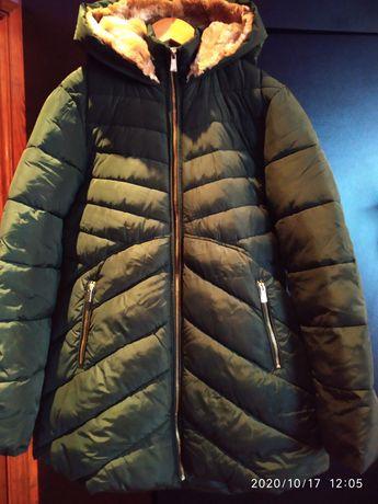 Зимняя женская курткп