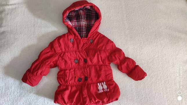 Куртка для девочки Fox 1,5-2,5года