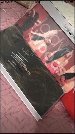 Extensoes de cabelo n.6 60cm 200 gramas