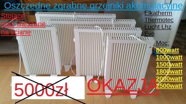 Oszczedny grzejnik elektryczny za 25%ceny nie pompa ciepla aeroflow PV