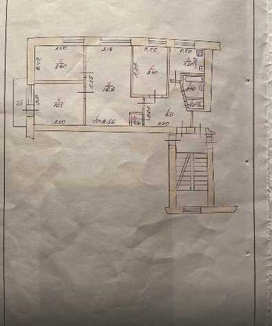 Виставка 4-кімнатна квартира з ремонтом за 33500$ GLM