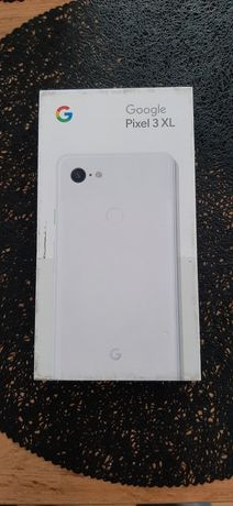 Google Pixel 3XL, jak nowy, bialy