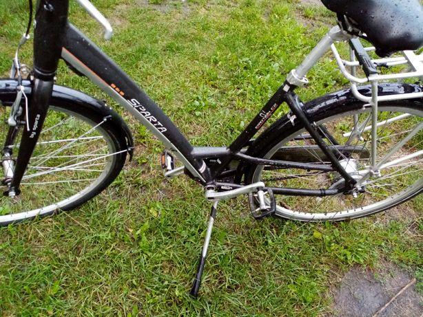 Rower sparta 7biegow w piascie