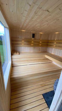 EFRO SPA-Ekskluzywne Sauny, PRODUCENT, Sauna, sauna ogrodowa std