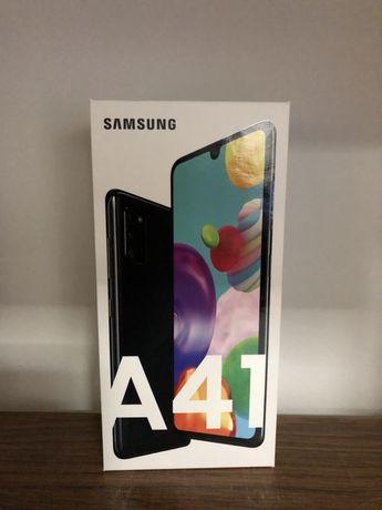 Samsung A41 Black - nowy