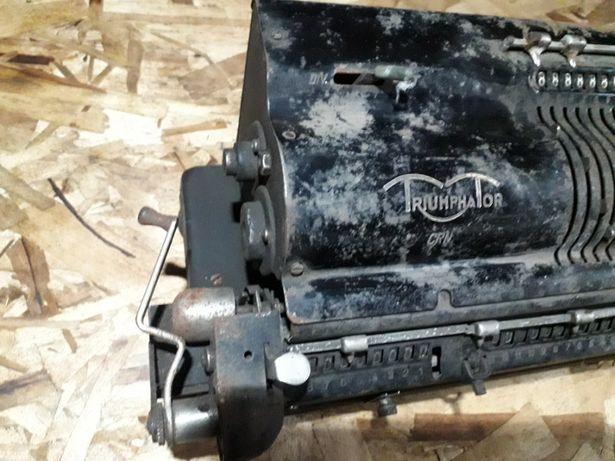 Stara maszyna do liczenia