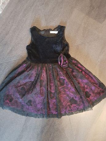 Sukienka roz 98