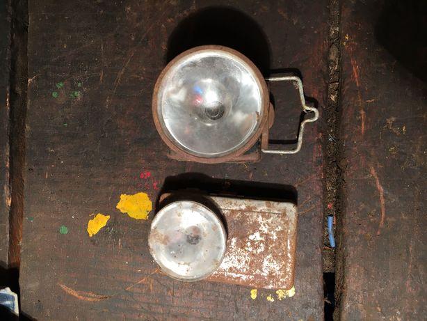 Продам Ретро фонарика ЛЗМ Львов 50-60 года в коллекцию ретро СССР