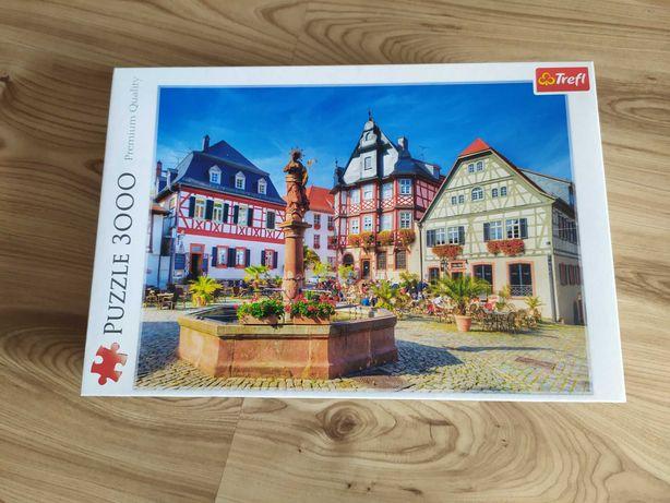 Puzzle Trefl 3000 sztuk