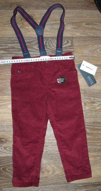 Продам НОВЫЕ штаны Junior slim на мальчика 1.5-2года Оригинал