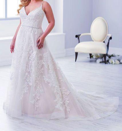 Sprzedam suknię ślubną CHRISTINA WU LOVE 29311