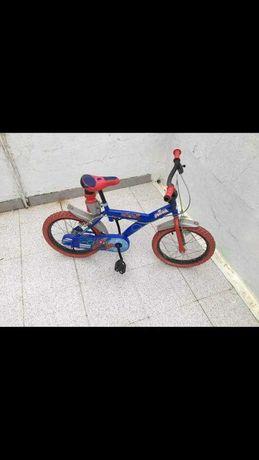 """Bicicleta de criança de 16"""""""