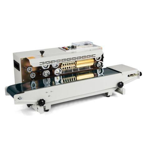 Maquina para selar em continuo horizontal/vertical fechar saco termico