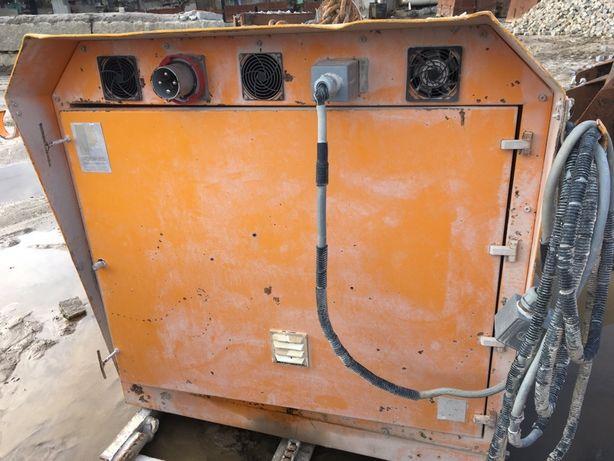 Máquina de corte de fio pedreira