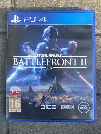Star Wars Battlefront 2 ps4 pl