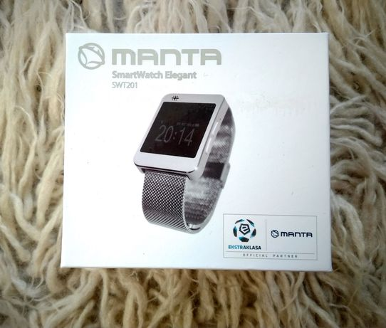 Manta smartwatch elegant swt201