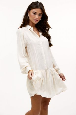 Vestido Branco da Loavies