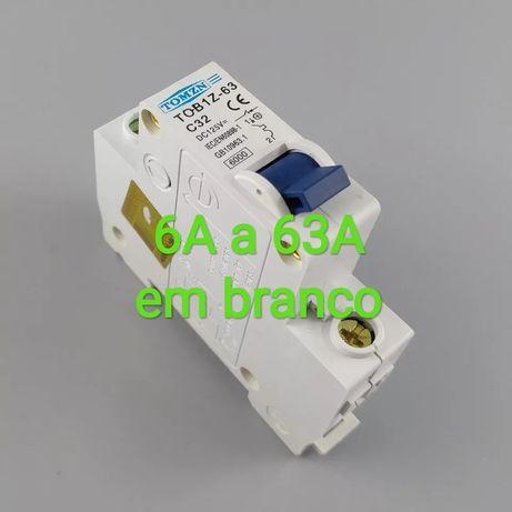 Disjuntor DC fusível solar 10A 16A 20A 25A 40A 50A 63A 80A 100A 125A