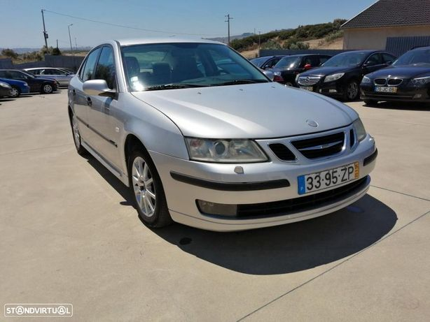 Saab 9-3 Sport Sedan 1.9 TiDS Vector Sport