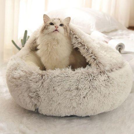 Кошачий домик. Кошкин дом. Кошкина кровать.