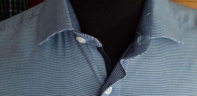 мужская рубашка OLYMP 17/43 modern fit
