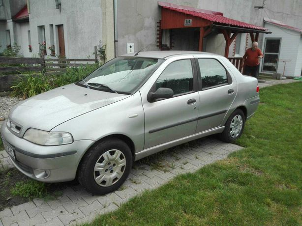 Fiat Albea 1.2 16V benzyna