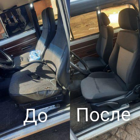 Сиденья с иномарок готовые под Ваз.Классику.2107.И другие авто!