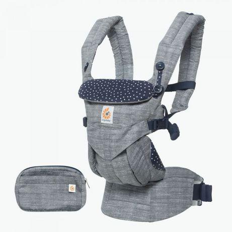 Эрго рюкзак переноска Ergobaby Ergo baby OMNI 360 star dust