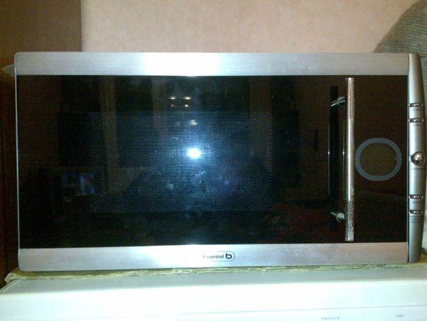 Микроволновая печь ESSENTIEL EX 302 I. 3 в 1 новая