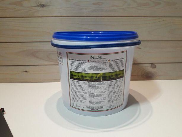 Сертифицированный Гумат Калия жидкий (паста 180 г/кг)
