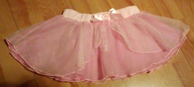 Piękna spódniczka dla baletnicy na 4-5 lat