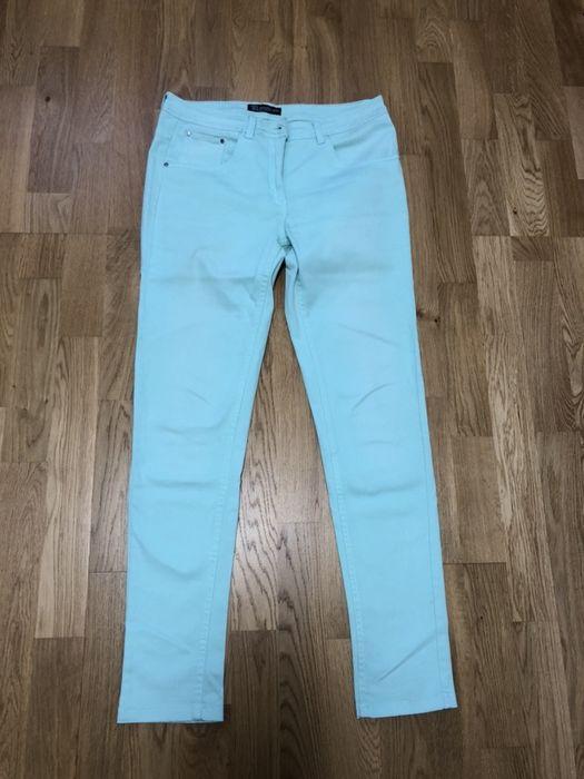 Spodnie jeansowe slim r. 38 Skórzewo - image 1