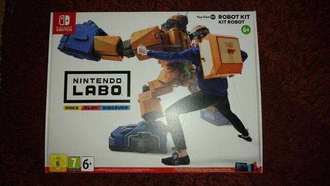 Nintendo Switch LABO Robot Kit Wrocław