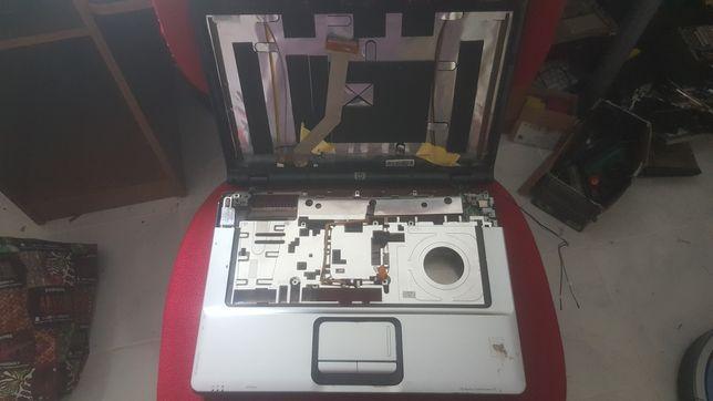 HP DV6000 para peças