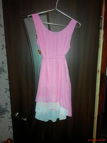 летнее легкое платье новое
