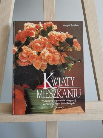 Kwiaty w mieszkaniu Margot Schubert