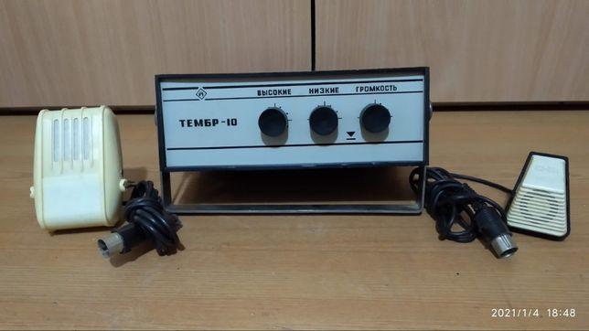 Усилитель Тембр - 10