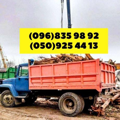 Вывоз строииельного мусора