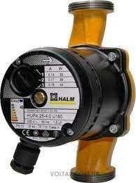 Насос для отопления водяной HALM не рабочий.можно на запчасти