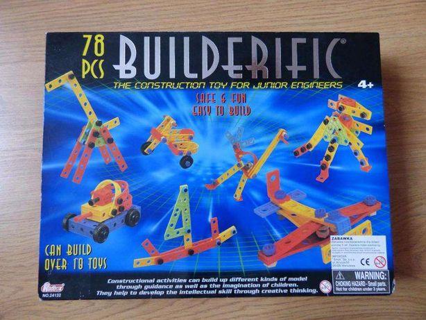 Zestaw młodego konstruktora Builderific 78 części Redbox