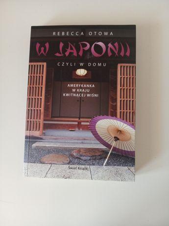 W Japonii, czyli w domu Rebecca Otowa