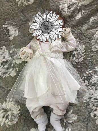 Крестильный набор на девочку