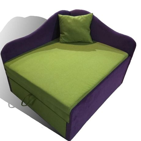 Раскладной детский мягкий диван от производителя