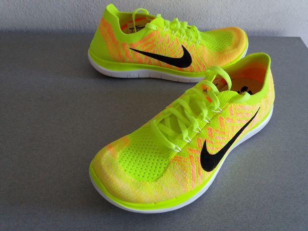 Nike Free 4.0 Flyknit para Running n.º 40,5 - NOVAS e ORIGINAIS