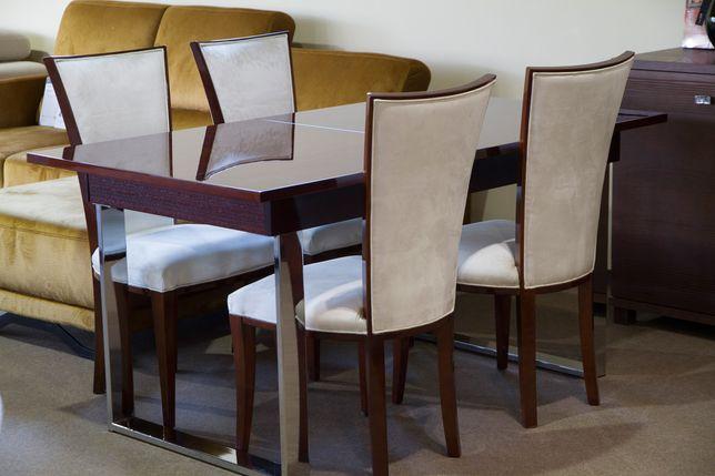 Stół + krzesła VIA :: Taranko