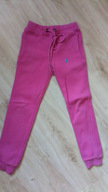 Polo Ralph lauren spodnie dresowe 134 6-7 lat